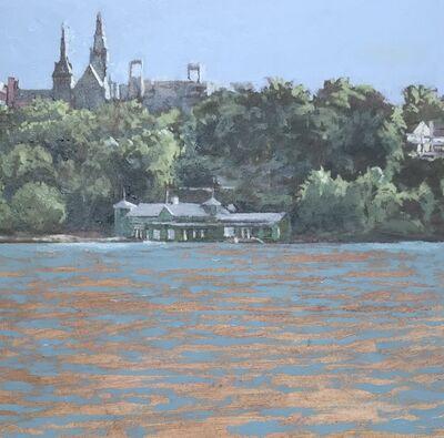 John Morrell, 'Potomac Tide', 2021