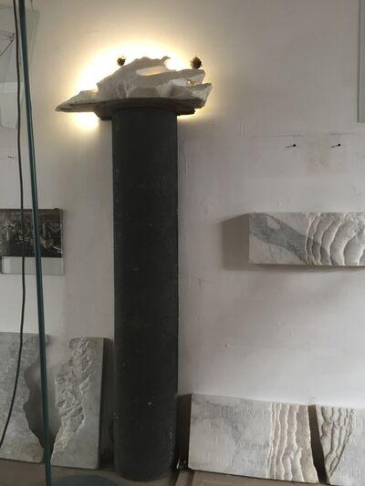 Federico De Leonardis, 'Alba, Stelle Nere'