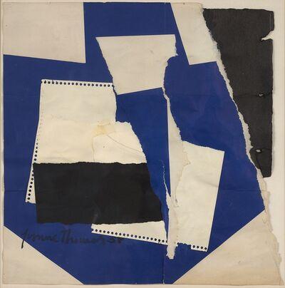 Yvonne Thomas, 'Collage', 1958