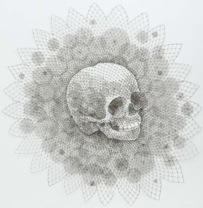 Walter Oltmann, 'Child Skull', 2013