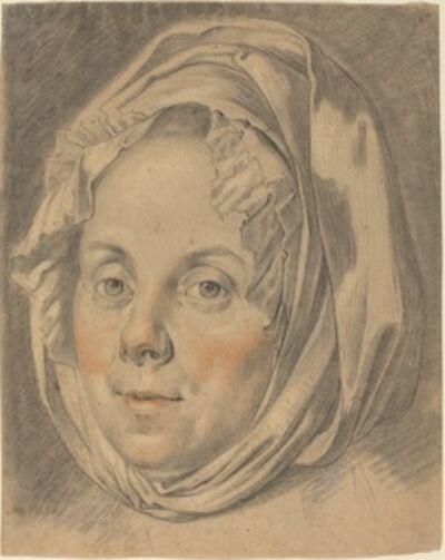 Anton Johann Tischbein, 'Head of a Matron'