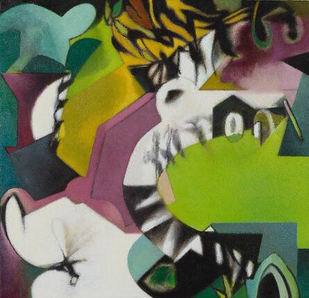Olivia Stanton, 'Two Across', 2006