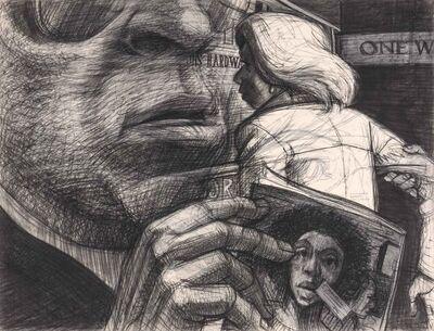 Robert Birmelin, 'Study for a Portrait - Mrs. Chavez', 1992-93