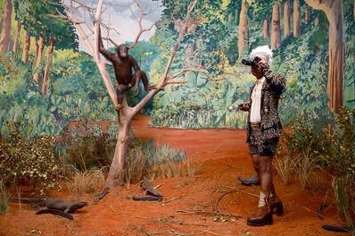 Kiluanji Kia Henda, 'The Last Journey of the Dictator Mussunda N'zombo Before the Great Extinction (Act II)', 2017