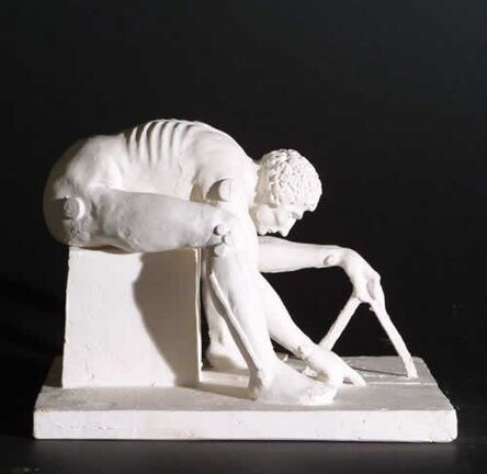 Eduardo Paolozzi, 'Newton after Blake', 1999