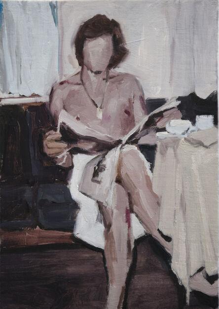 Blanca Amorós, 'Breakfast ', 2016