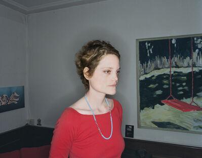 Christian Vogt, 'Dominique/Painting', 2002