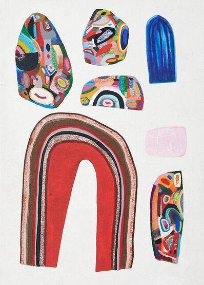 Sasha Hallock, 'Untitled, Small Vessels No. 2', 2021