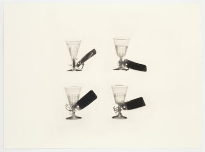 Cornelia Parker, 'Fox Talbot's Articles of Glass (tagged glasses)', 2016
