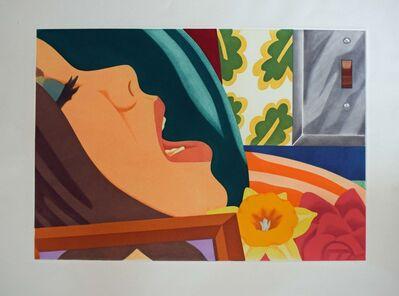 Tom Wesselmann, 'Bedroom Face', 1977