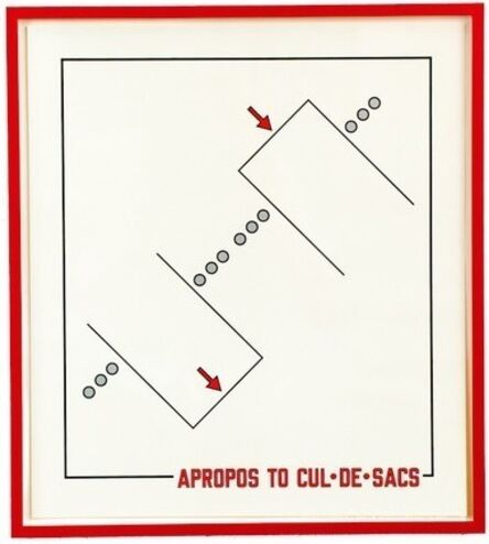 Lawrence Weiner, 'Apropos', 2009