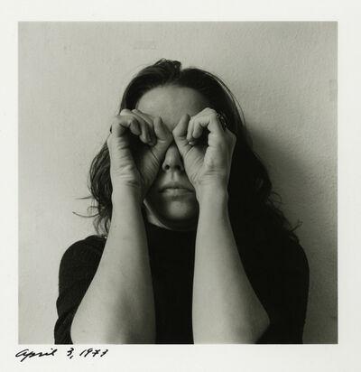 Melissa Shook, 'Self-Portrait, April 3. 1973', 1973
