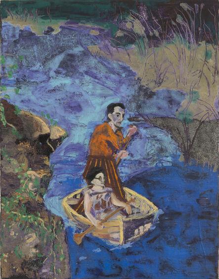 Maia Cruz Palileo, 'The Passage', 2017