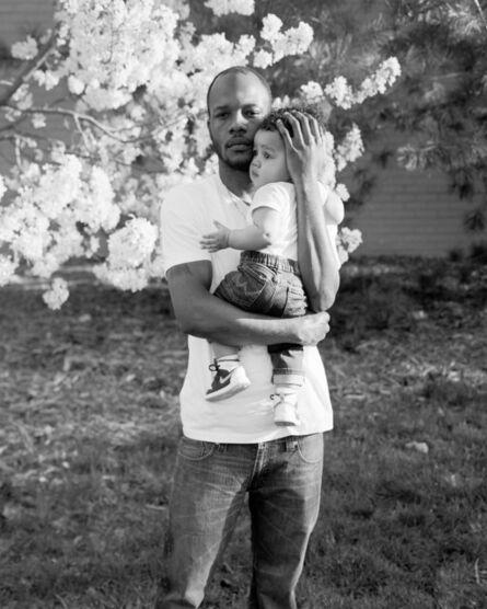 Zora J. Murff, 'Jerrod and Junior (talking about fatherhood)', 2019