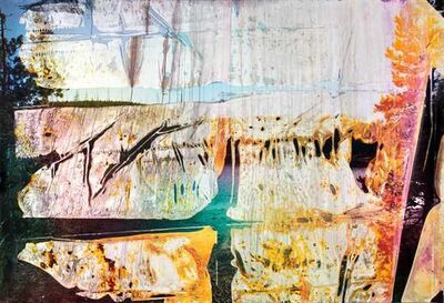 Matthew Brandt, 'Rainbow Lake', 2013