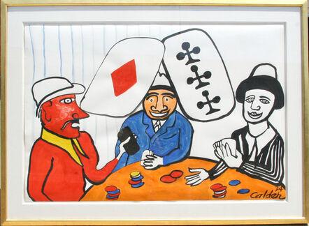 Alexander Calder, 'Dice', 1974