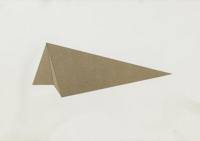 Giuseppe Uncini, 'Untitled', 1972