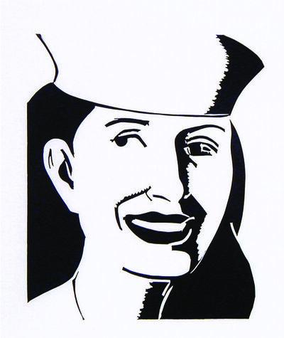 Alex Katz, 'The Sailor Hat', 2003
