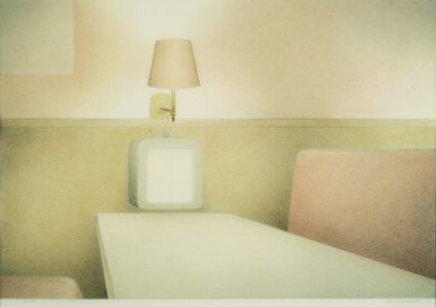 Kevin MacDonald, 'Booth', 1976