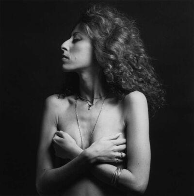 Robert Mapplethorpe, 'Jennifer Jakobson', 1980