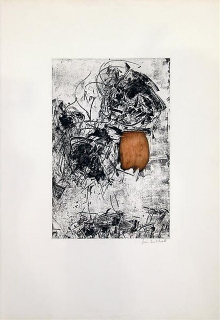 Joan Mitchell, 'Sunflower II', 1972