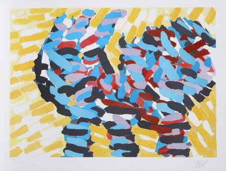 Karel Appel, 'Cat 8', ca. 1979