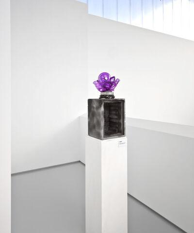 Anita Molinero, 'Koons chez les Marchands de soleil', 2015