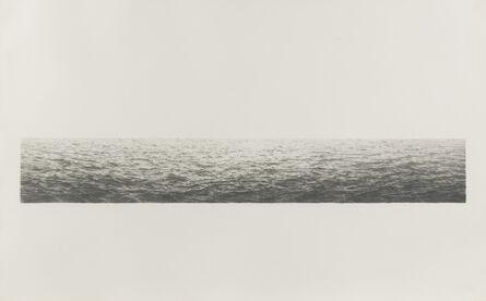 Vija Celmins, 'Untitled (Ocean)', 1972