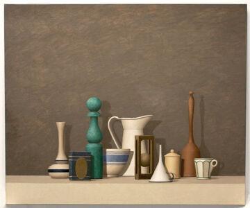 William Bailey, 'Straniero', 2009