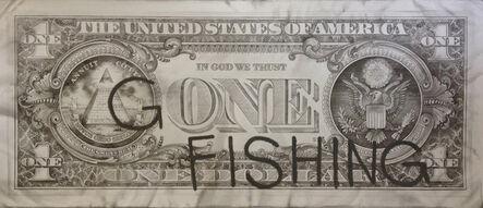 Scott Campbell, 'Gone Fishing', 2013