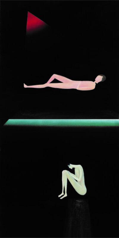 Jiuann-ru Gong, 'Painting Diary 4', 2012