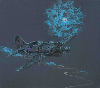 Denis Egelskiy, 'Night flight'