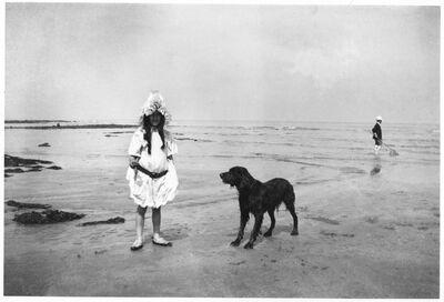 Jacques Henri Lartigue, 'Simone, Villerville', 1904