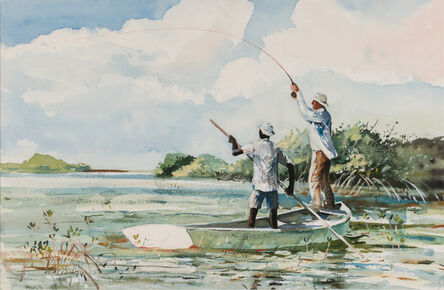 Chet Reneson, 'On the Flats', Contemporary