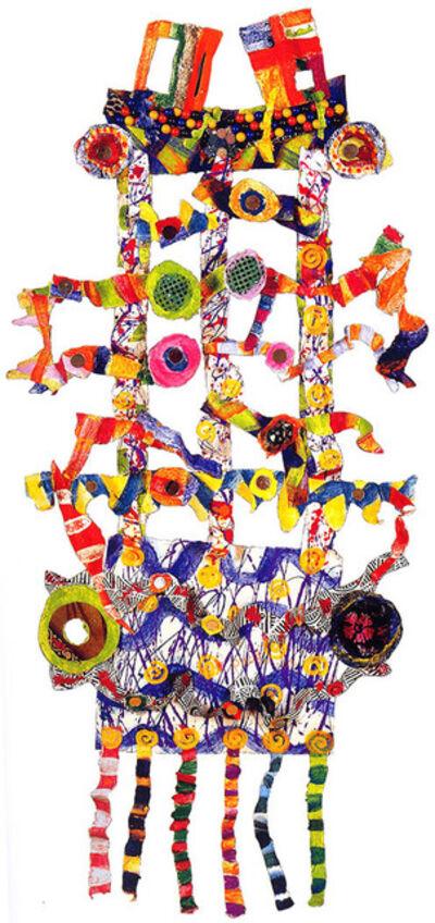 Pacita Abad, 'Cellophane man', 2003