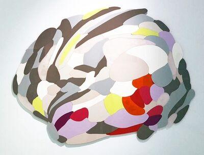 Pinar Yoldas, 'Thought Maps: Human Brain', 2018