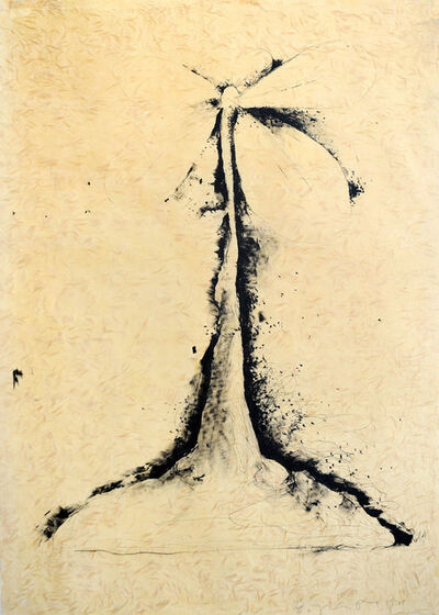 Jim Dine, 'The Plant Becomes a Fan II', 1974/5