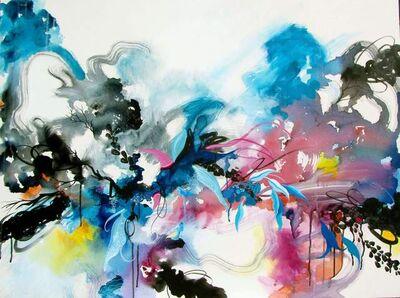 Patricia Rodriguez, 'Blue Release '