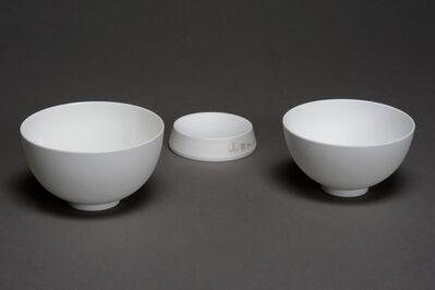 Marie-Ange Guilleminot, 'Bols, Deux en Un (Bowls 2 in 1)', 2013