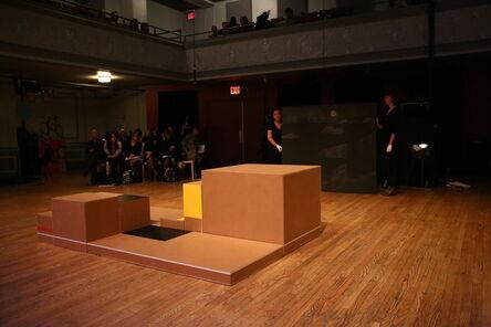 Erika Vogt, 'Artist Theater Program'