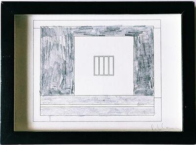 Peter Halley, 'Prison 14 ', 1995