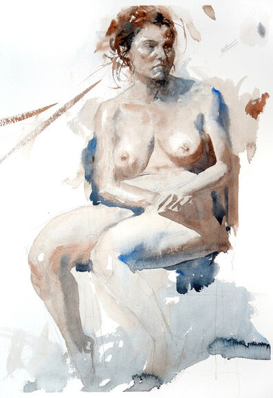 Marcelo Daldoce, 'Jolie Resting', 2017