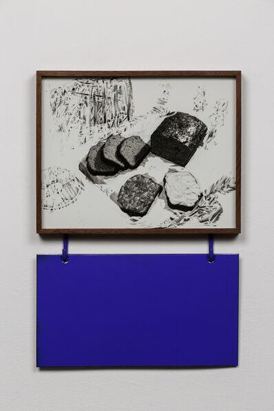 Elad Lassry, 'Untitled (Bread, Jam)', 2014