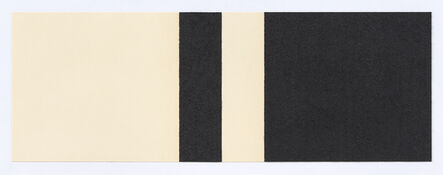 Richard Serra, 'Horizontal Reversal IX', 2017