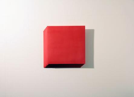 Masayuki Tsubota, 'the wall of self_vfsma2', 2015