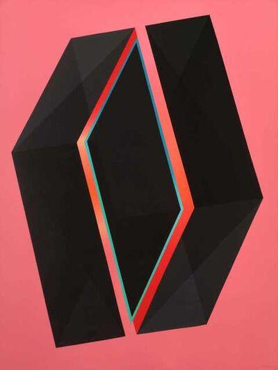 Arthur Dorval, 'Cube Eclosions Géométrique #3', 2019