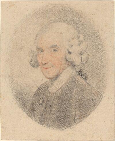 John Hoppner, 'James Nares', ca. 1775