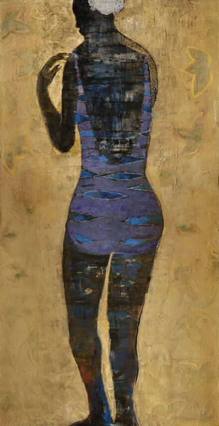 Adel El Siwi, 'African Beauty 1', 2012