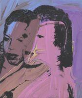 Andy Warhol, 'Ladies and gentlemen ( Ivette and Lurdes )', 1975