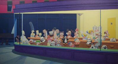 Zhang Gong, 'Cafe No. 2', 2011
